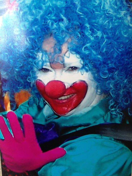 Clown Aunty Sandy